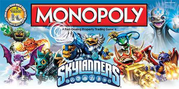 USAopoly Monopoly : Skylanders By Usaopoly (COR) at Sears.com